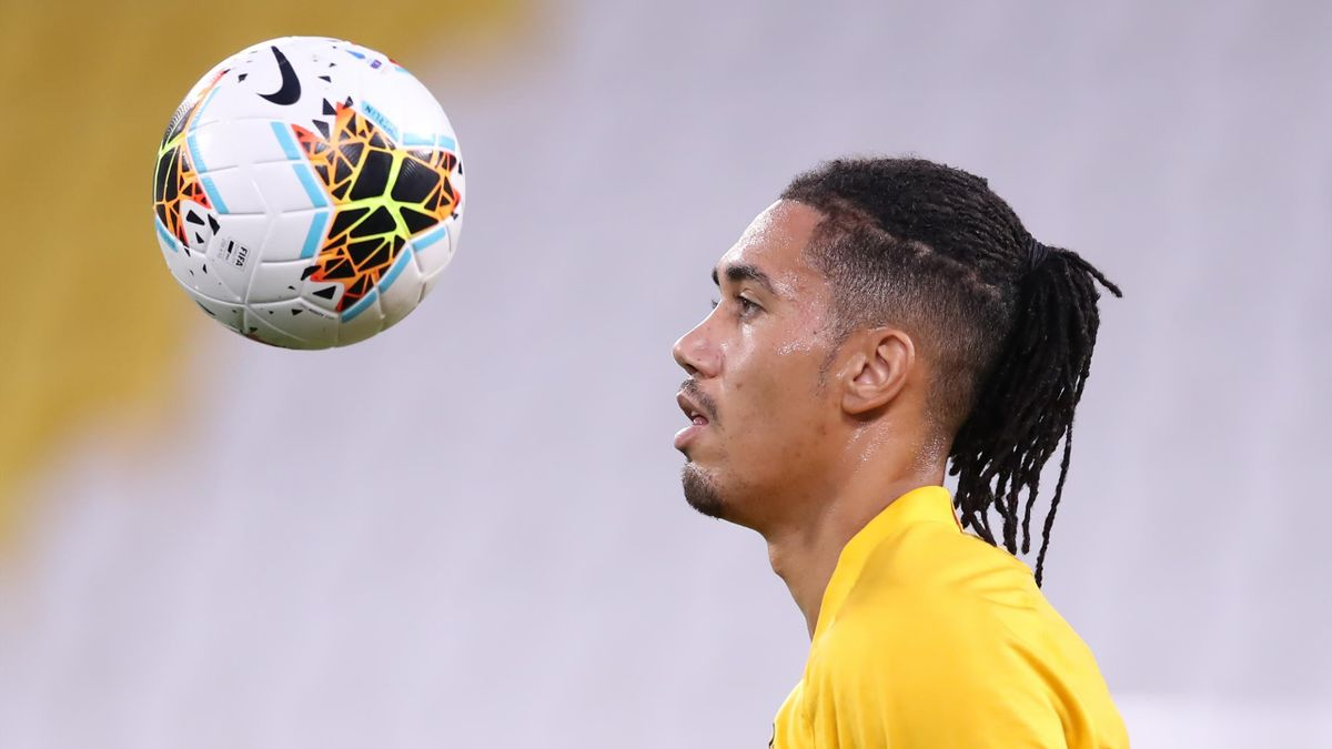 Chris Smalling, Roma 2019-2020 (Getty Images)