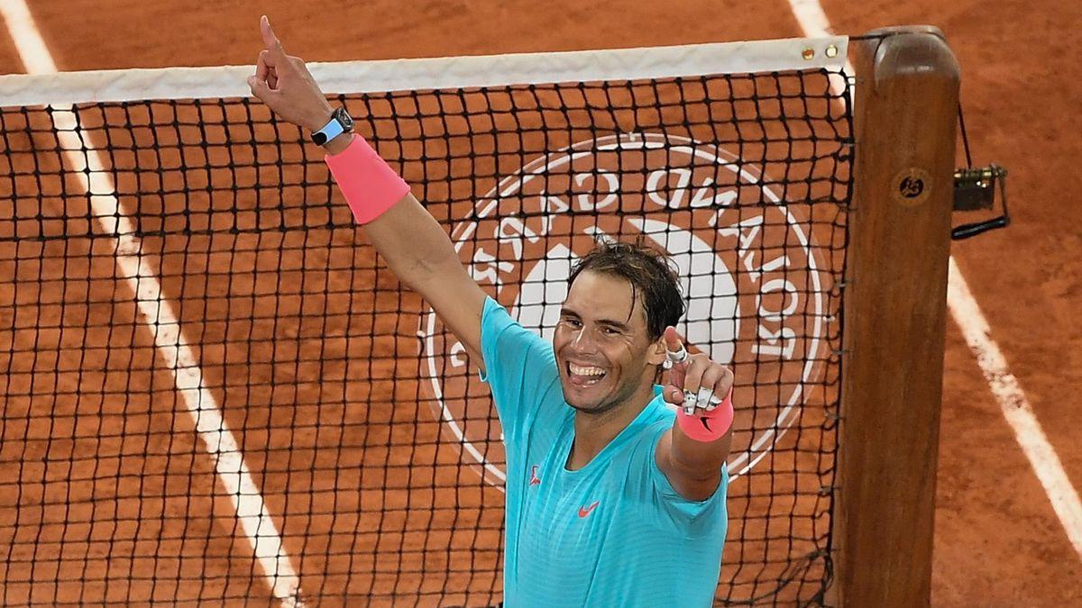 Rafael Nadal, campion la Roland Garros