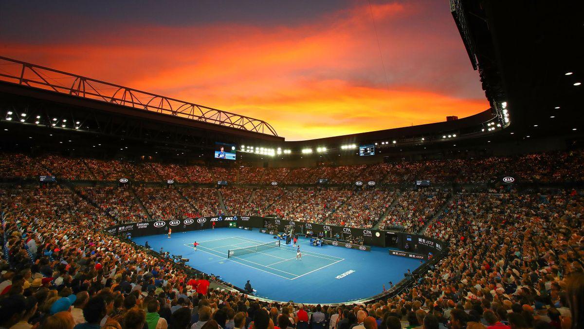 Rod Laver Arena, Australian Open