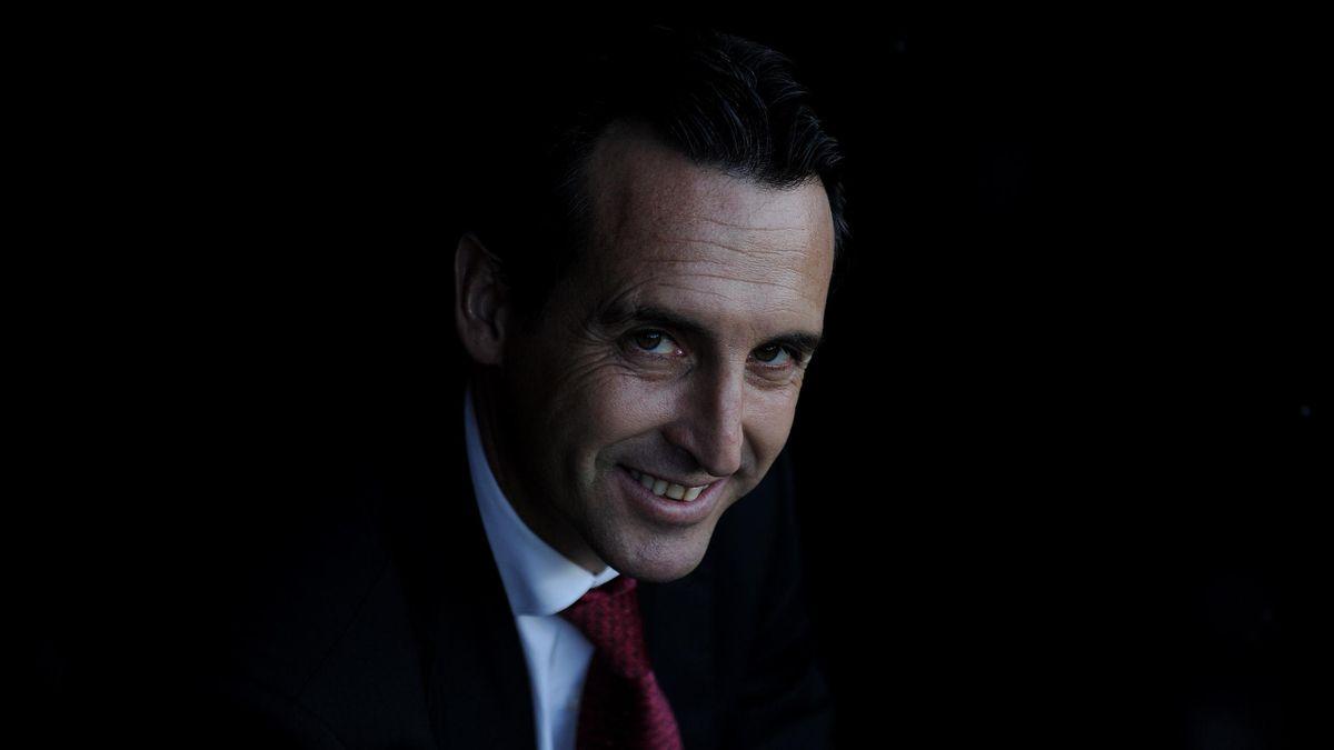 Унаи Эмери, главный тренер «Севильи»