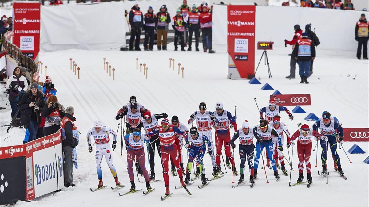 Световна купа по ски бягане