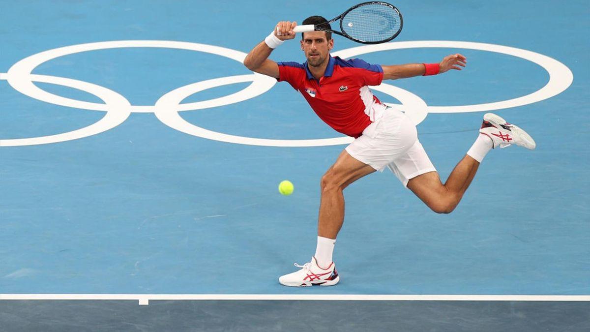Tokyo 2020 - Highlights - Tennis - Djokovic (SRB) - Struff (GER)