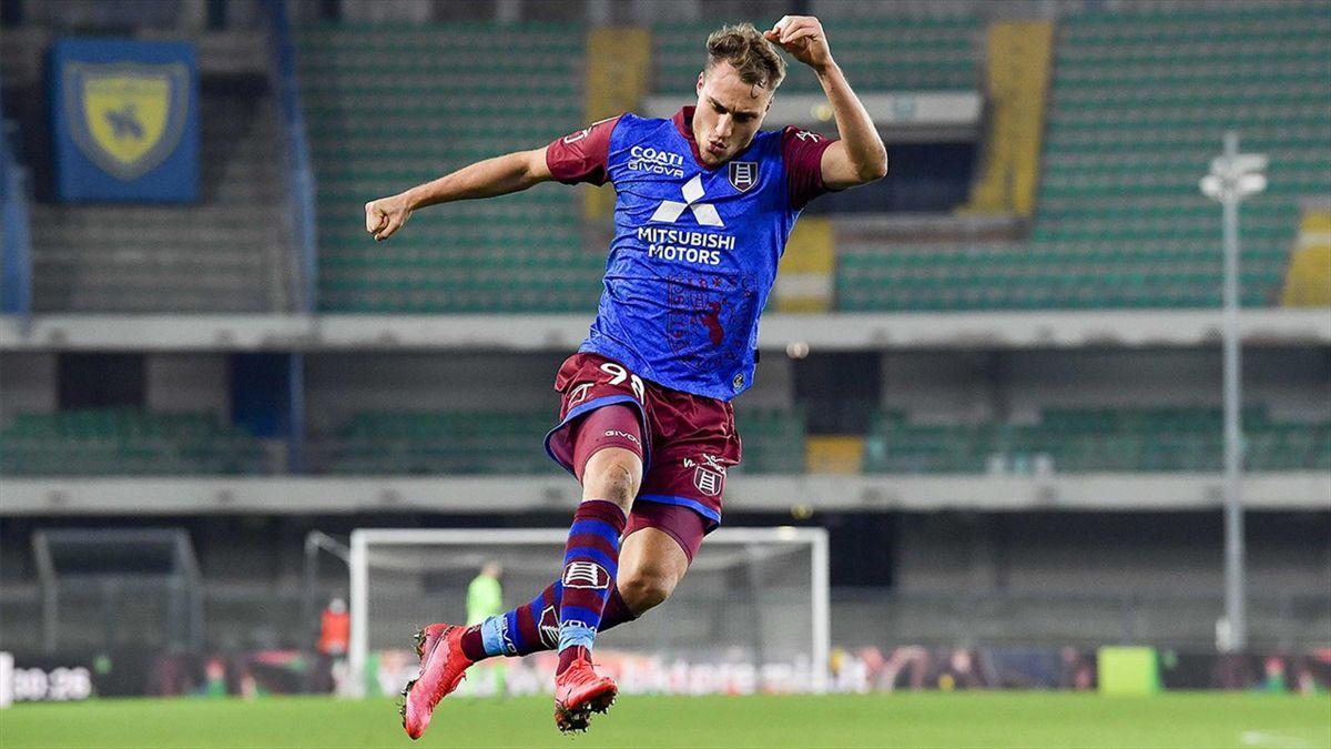 Chievo-Cittadella, Serie B 2020-2021: Manuel De Luca (Chievo)