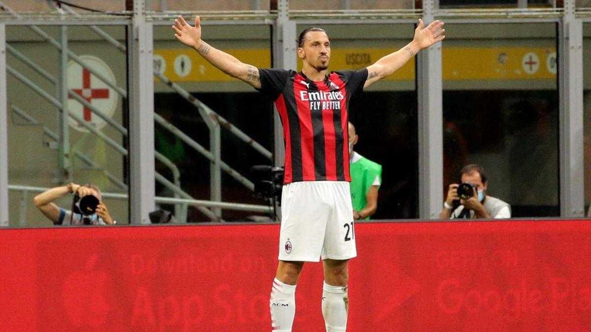 AC Milan preparing Zlatan Ibrahimovic contract renewal - report - Eurosport