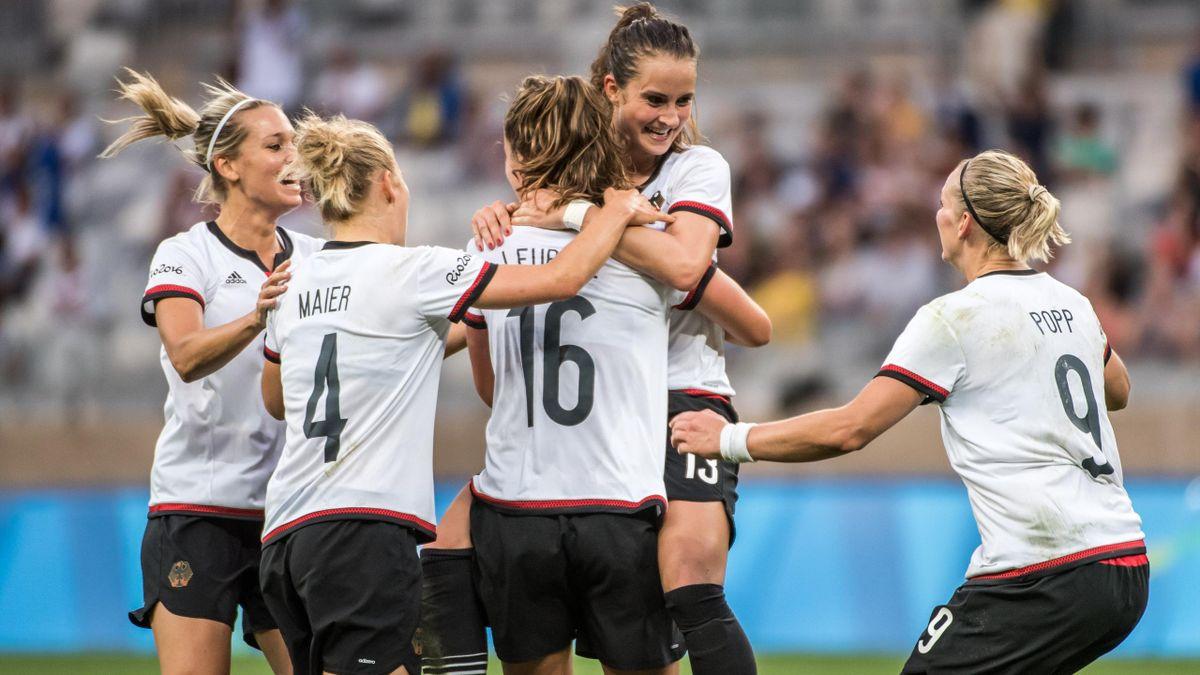 Olympia Fussball Finale Frauen