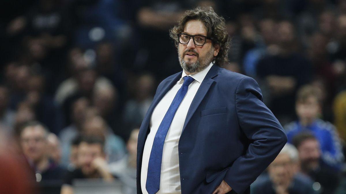 Andrea Trinchieri ist der neue Trainer vom FC Bayern