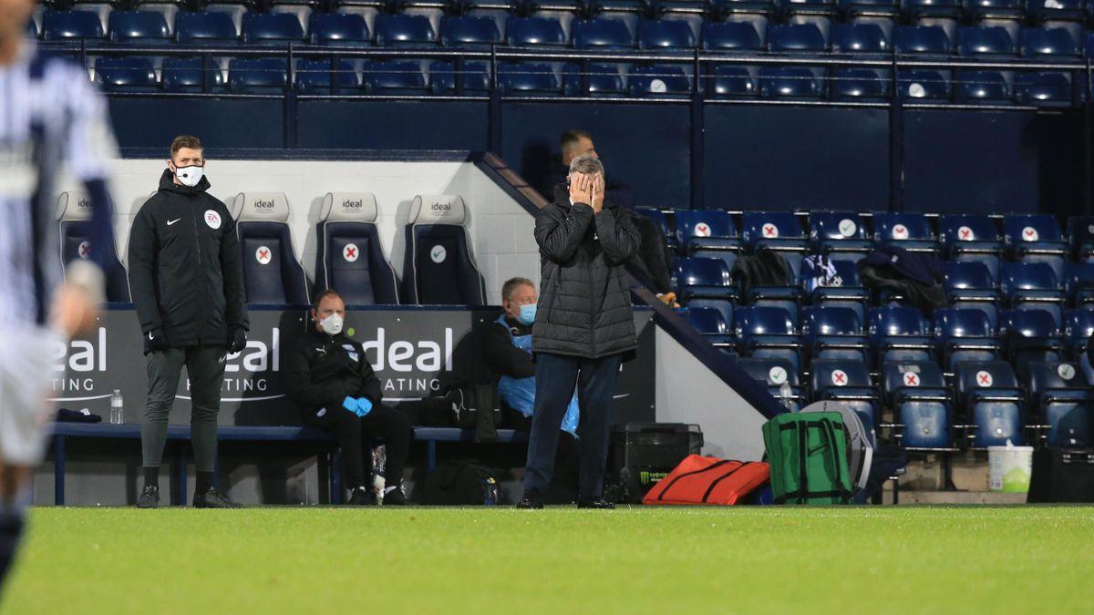 West Brom Boss Sam Allardyce Says Arsenal Face Relegation Fight Eurosport