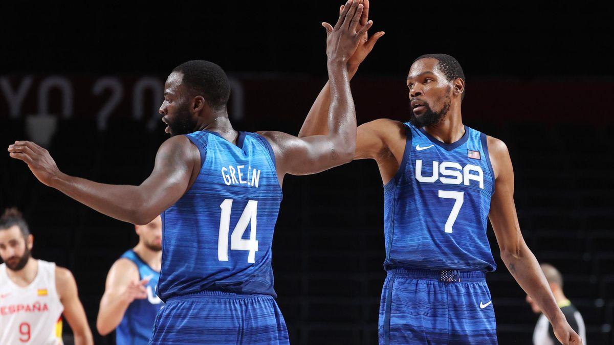 Kevin Durant (SUA)