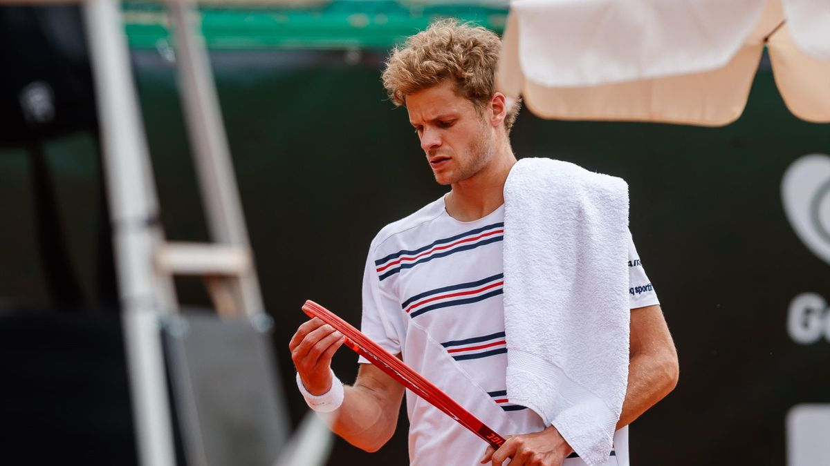 Yannick Hanfmann hat beim ATP-Turnier in Cagliari das Halbfinale verpasst