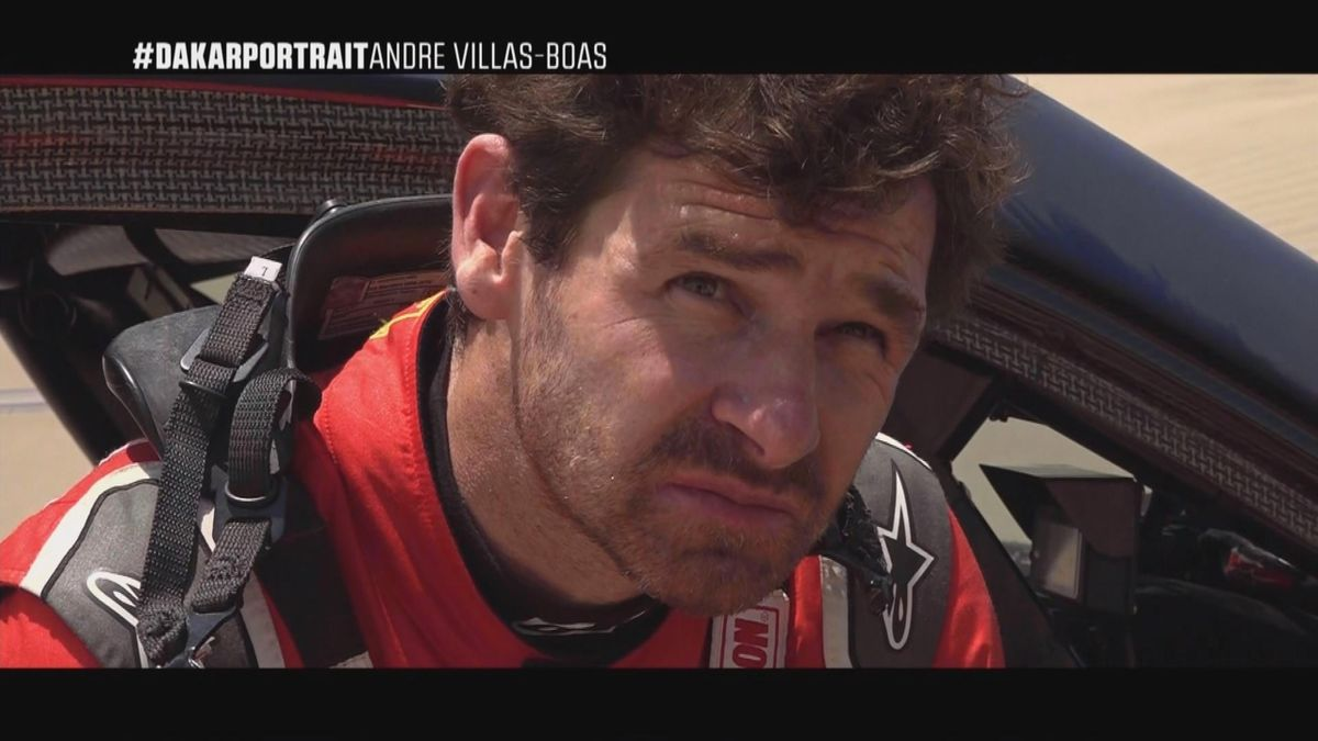 0111 Rally Dakar - Portrait Villas-Boas
