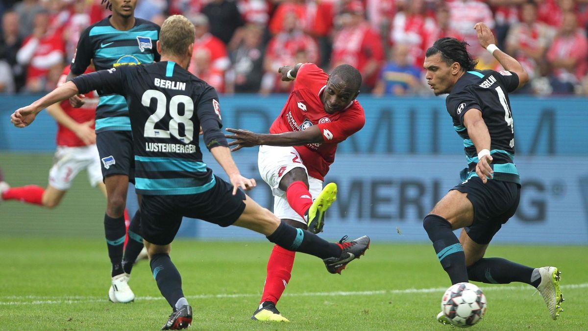 Hertha Vs Mainz : Nz1q2 Xr L Tym : Hertha berlin are ...