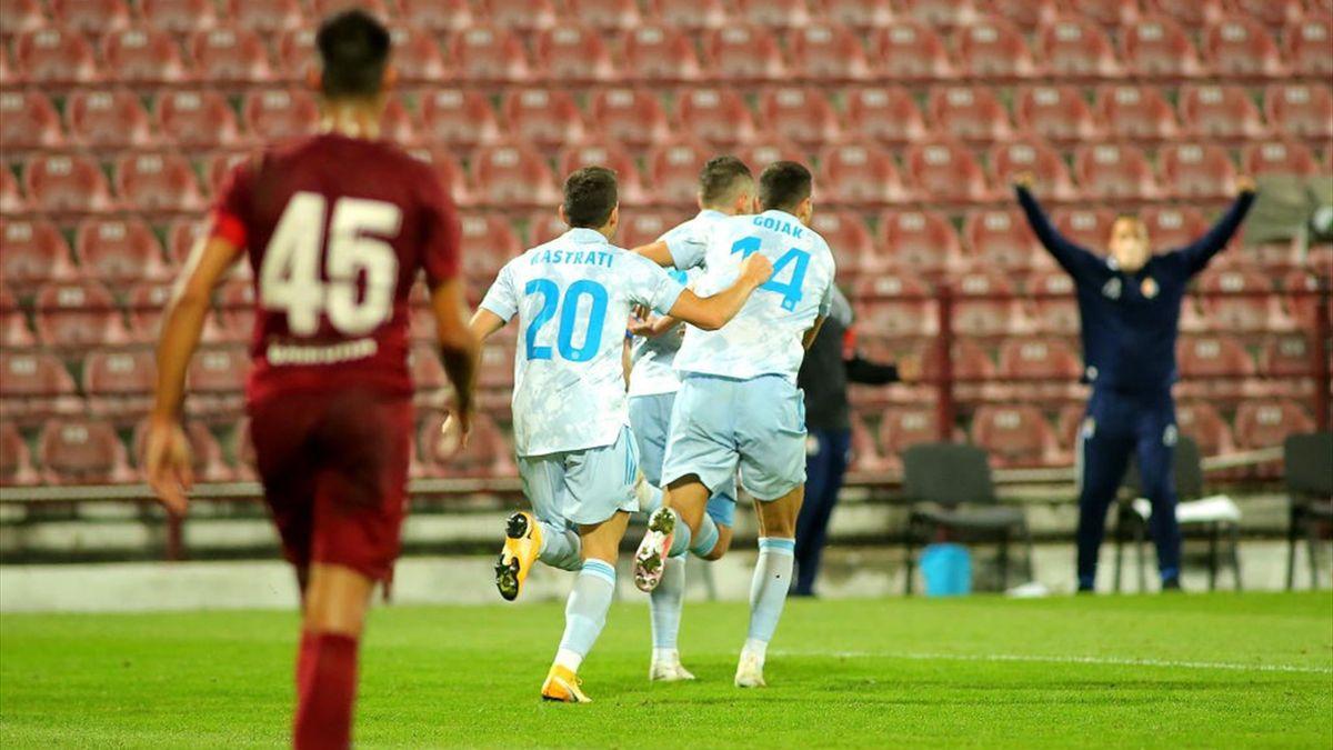 CFR Cluj va merge în Europa League