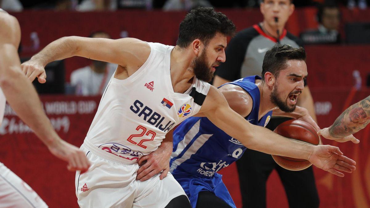 FIBA World Cup - Serbia v Czech Republic - Highlights