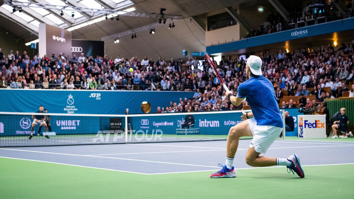 Denis Shapovalov - ATP Stockholm