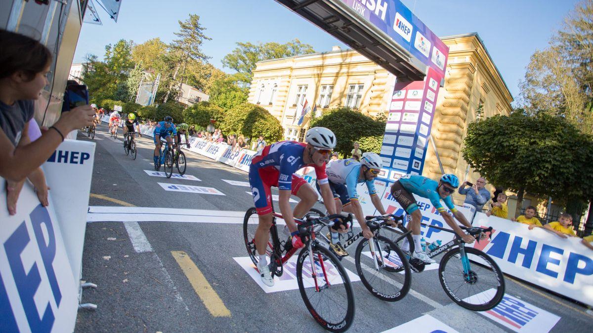 Marko Kump Tour of Croatia