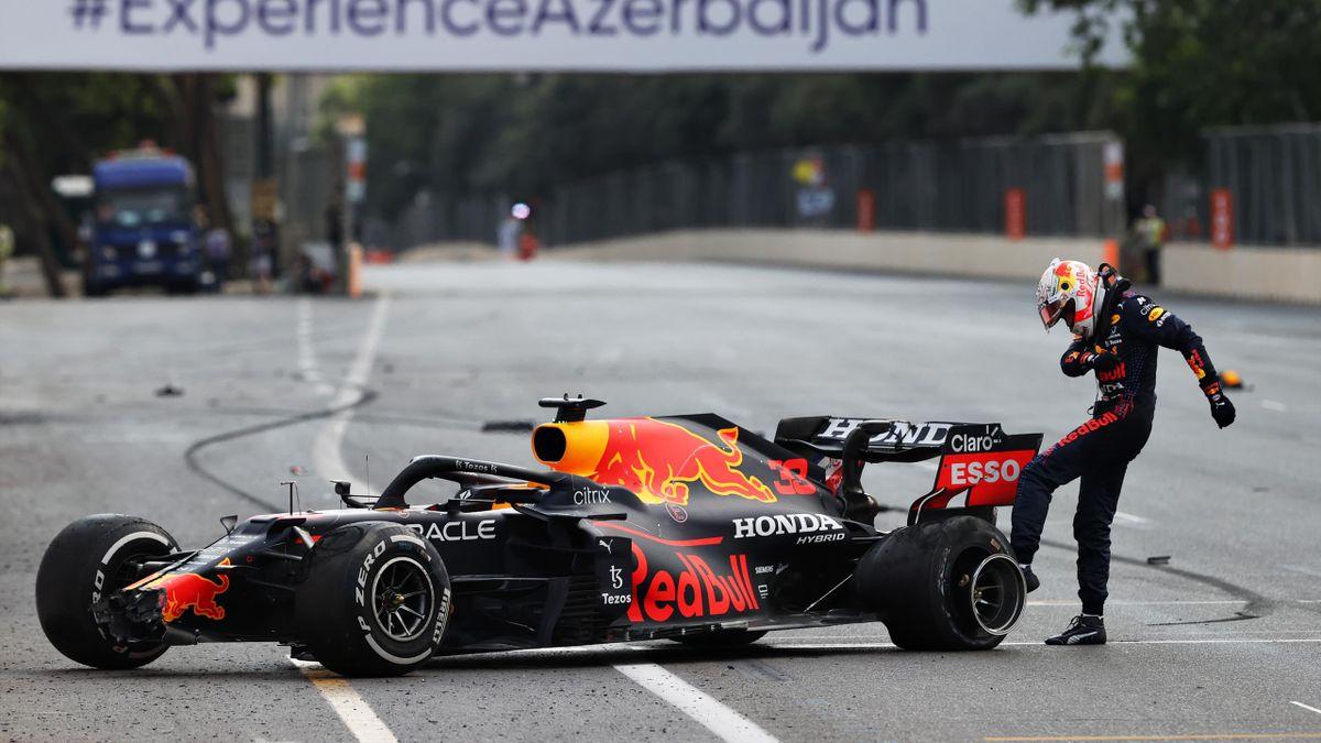 Max Verstappen, GP Azerbaigian