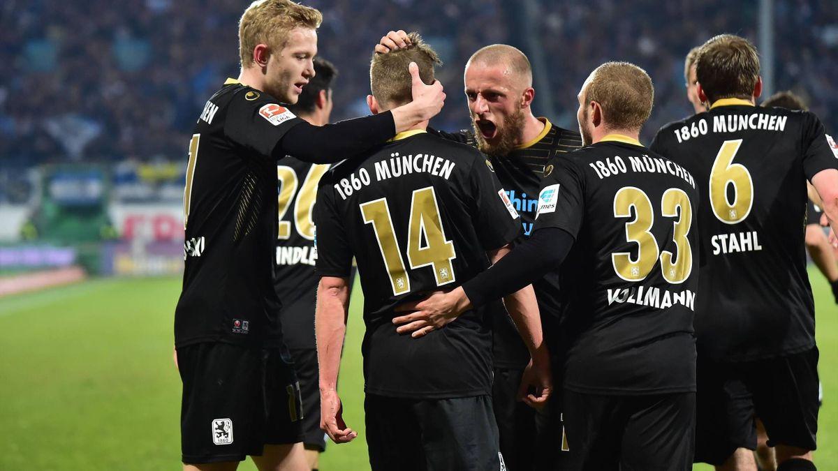 Relegation 1860 Gegen Kiel