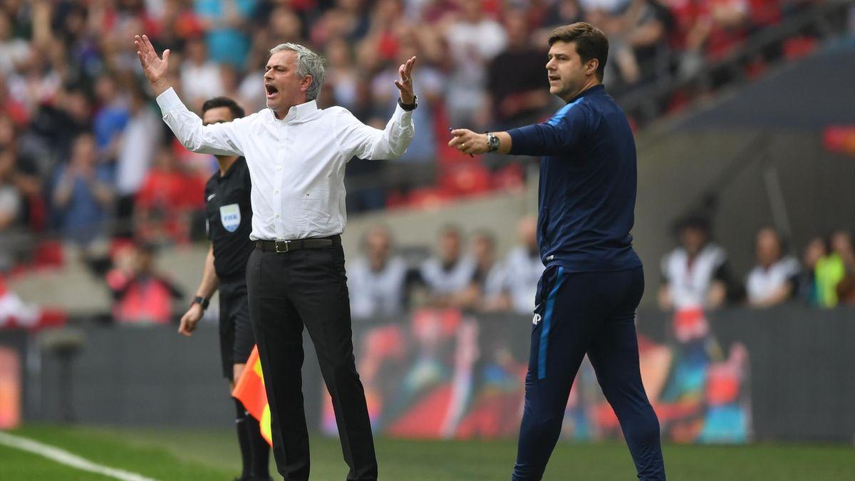 Jose Mourinho, Mauricio Pochettino