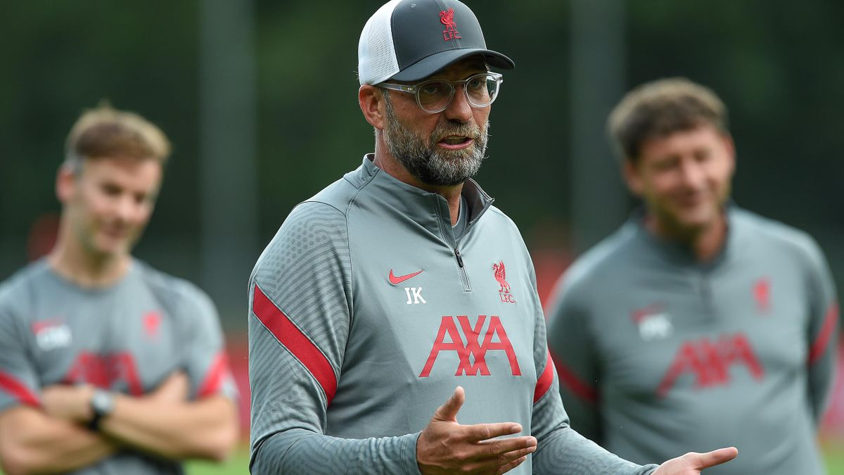 Jurgen Klopp, antrenorul lui Liverpool