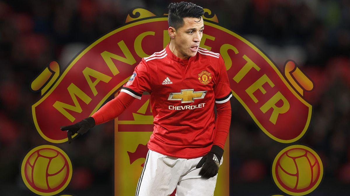 Alexis Sanchez has joined Manchester United.