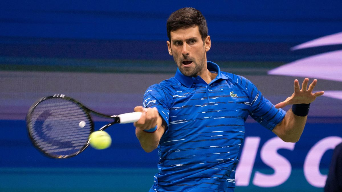 Novak Djokovic (US Open 2019)