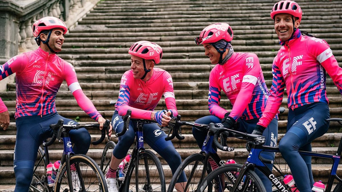 EF Education First kit 2020