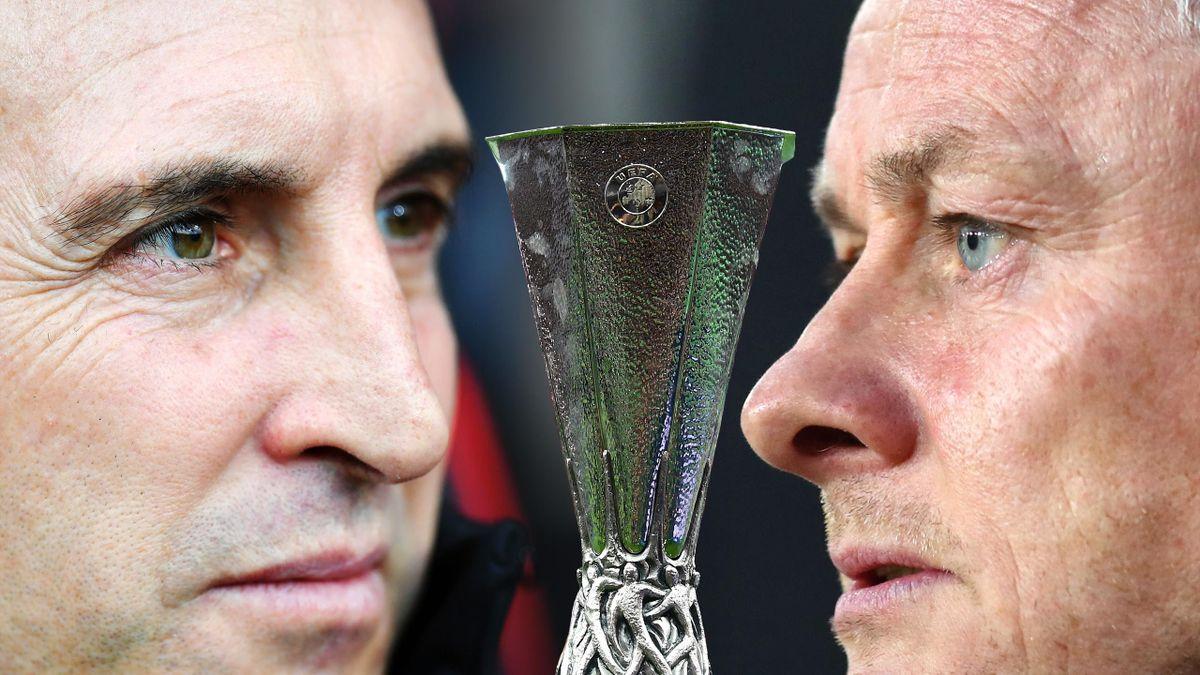 Solskjaer vs Emery, finale di Europa League 2021