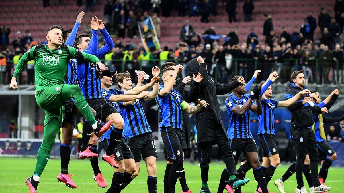 Champions League: l'Atalanta sfida il Real Madrid