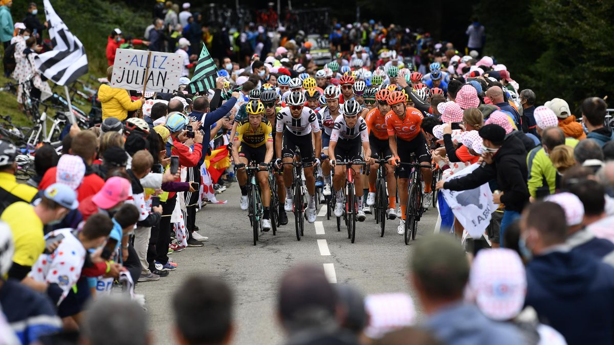 Tour de France: Stage 9 Highlights (ENGLISH)