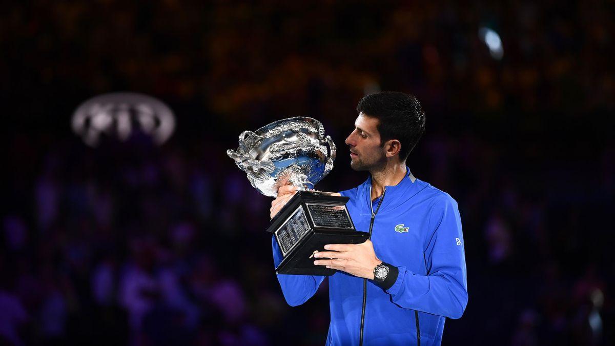 Novak Djokovic a remporté son 7e titre à l'Open d'Australie