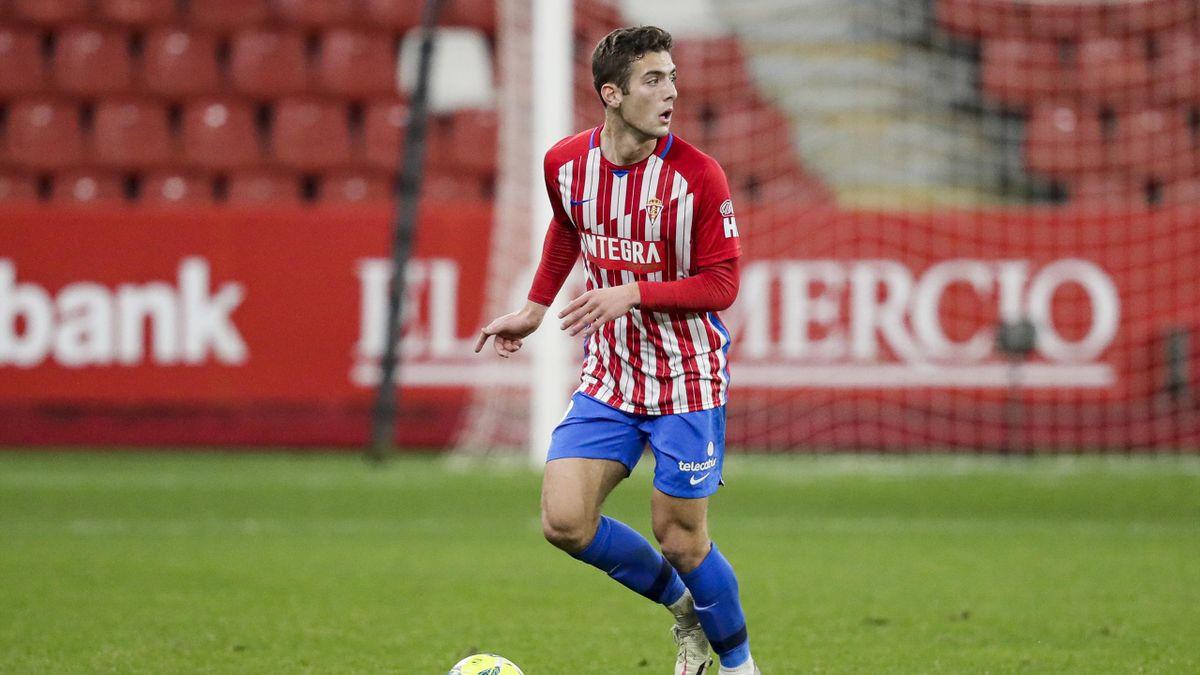 Jose Gragera (Sporting Gijón)