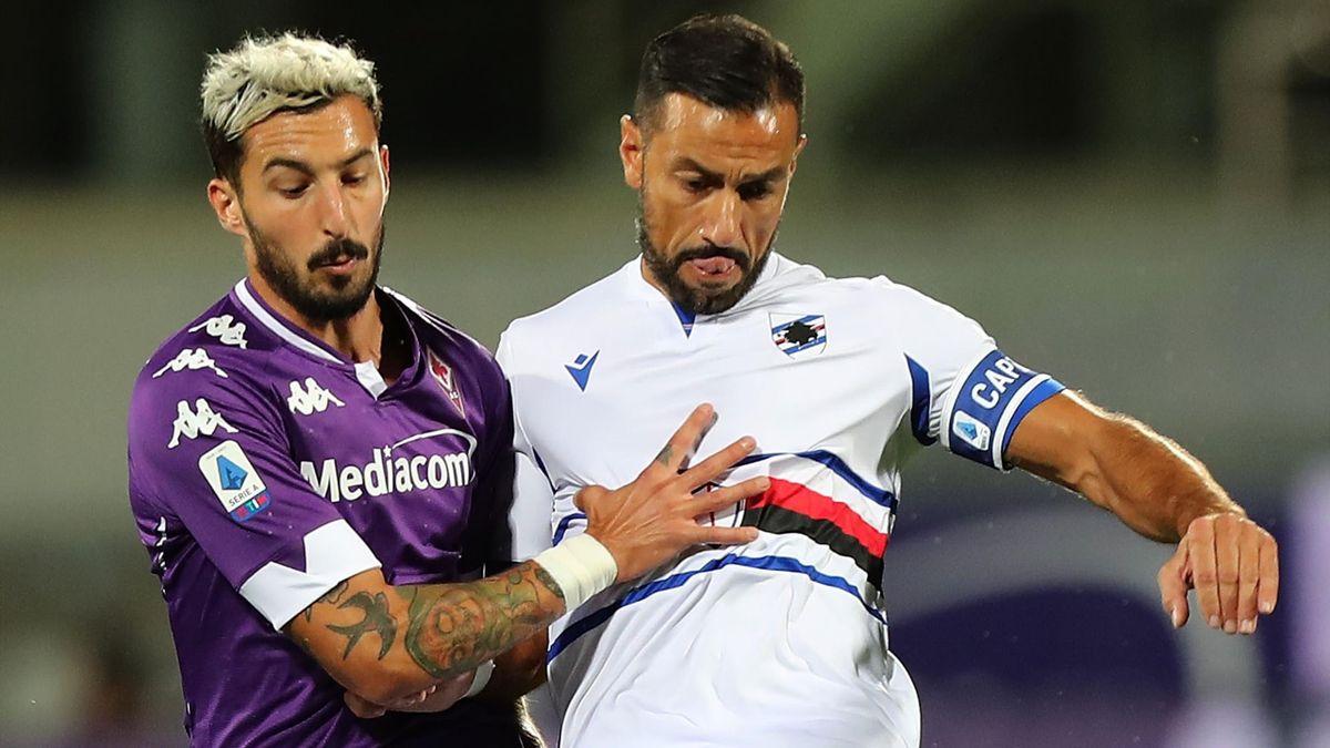 Fiorentina-Sampdoria 1-2: prima vittoria per la squadra di Ranieri ...