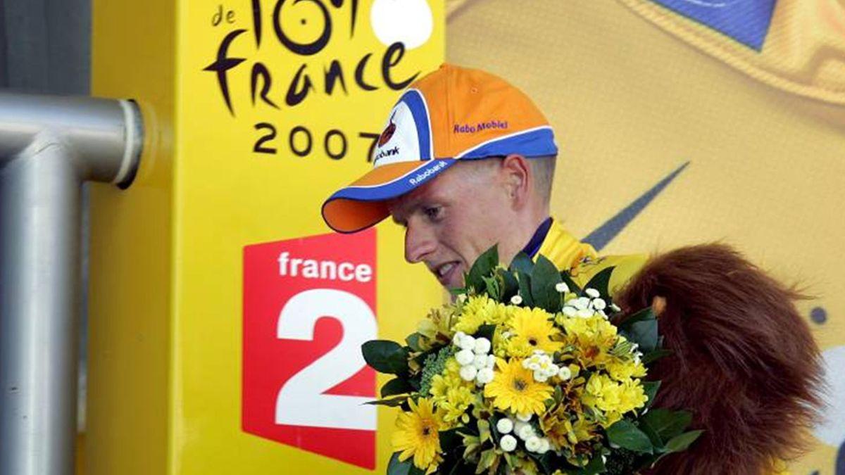 CYCLING 2007 Tour de France - Michael Rasmussen, Rabobank