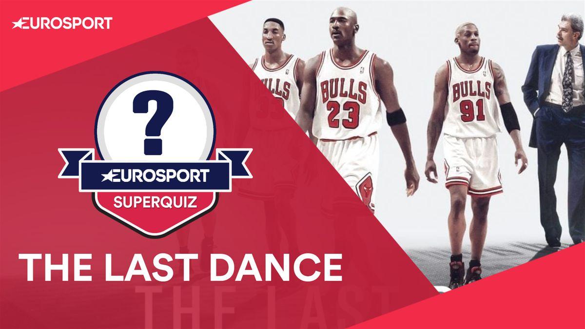 The Last Dance superquiz