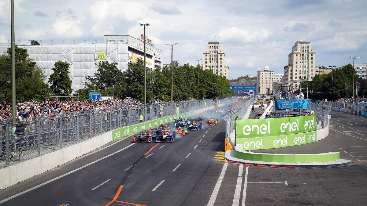 Fórmula E París