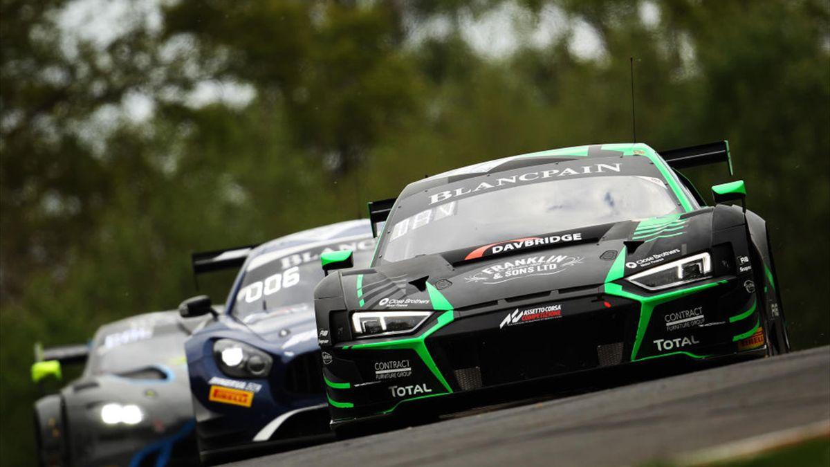 Blancpain GT3 Serie komplett ausgeglichen!