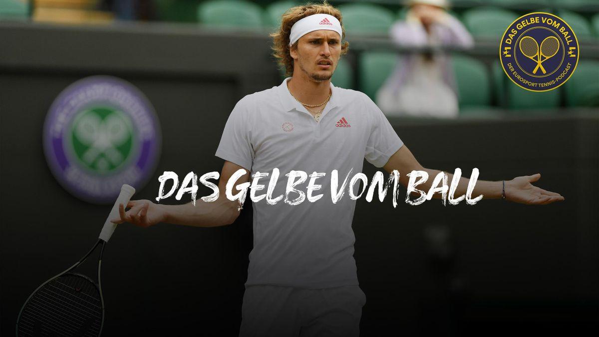 Alexander Zverev - Das Gelbe vom Ball