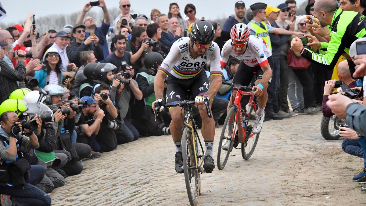 Peter Sagan   Cycling Paris-Roubaix 2018   ESP Player Feature