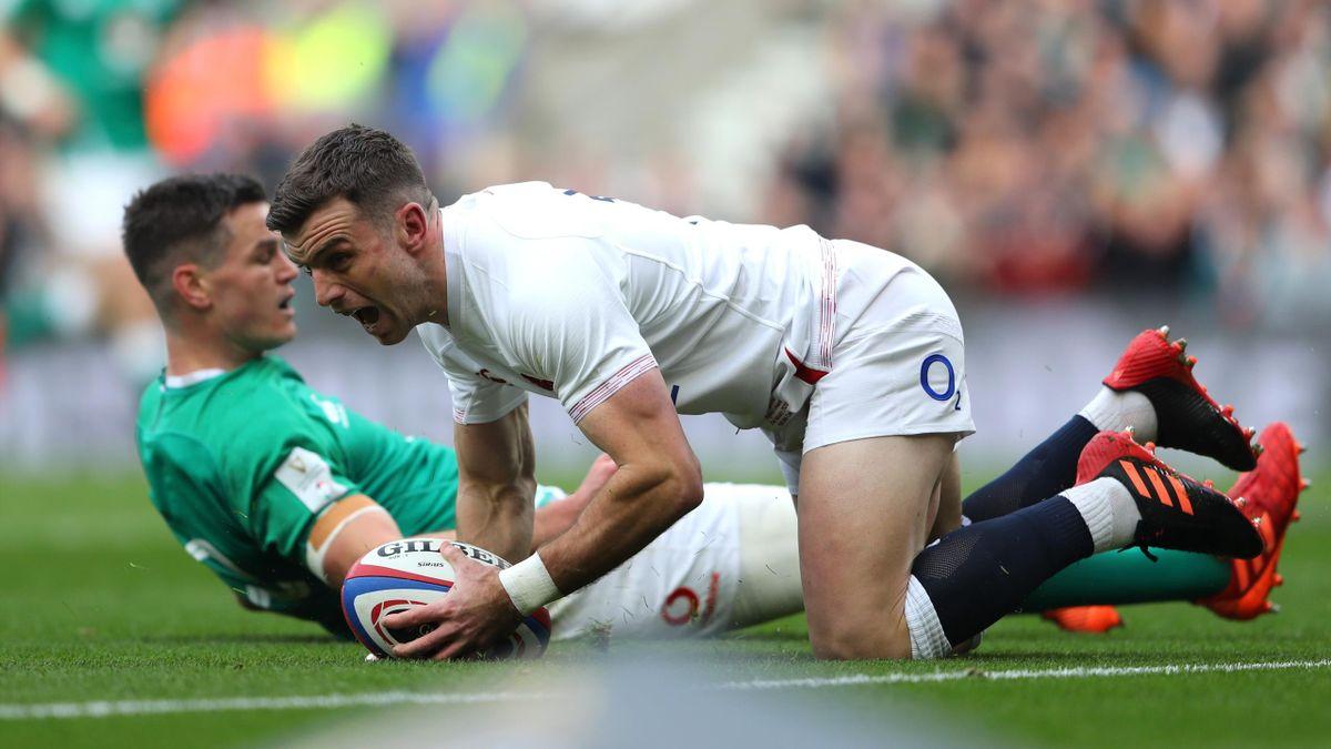 Sei Nazioni 2020: Inghilterra vs Irlanda
