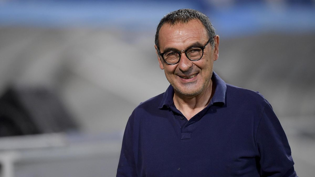Maurizio Sarri, fostul antrenor al lui Juventus