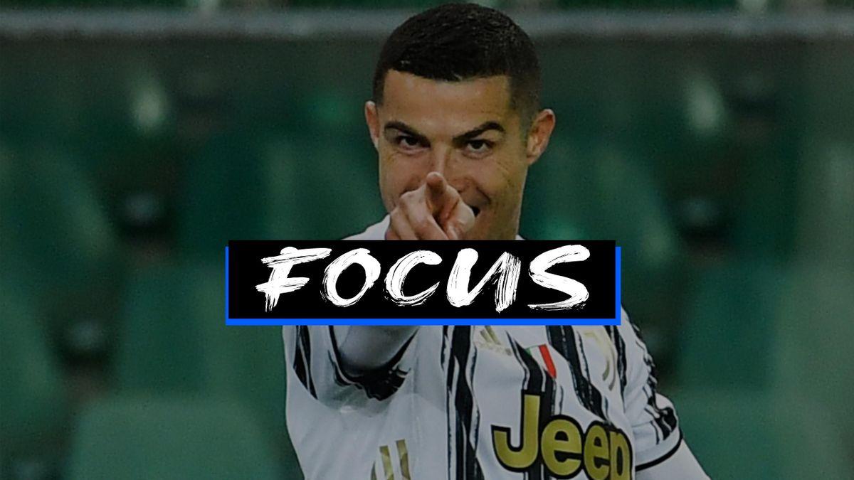 Cristiano Ronaldo: non è colpa sua, se ci siamo addormentati tutti fra i suoi gol