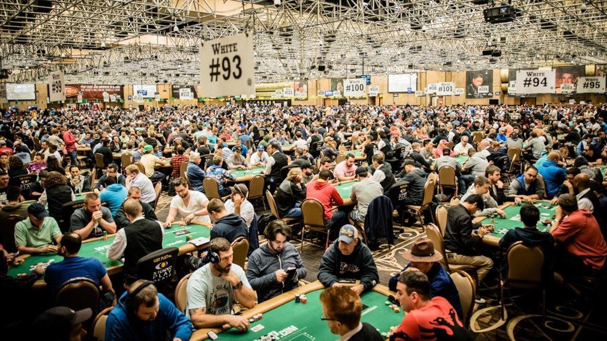 Les World Series of Poker