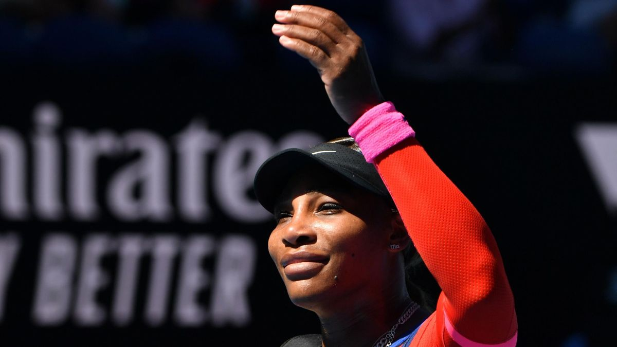 Serena Williams was beaten by Naomi Osaka in the semi-finals of the Australian Open