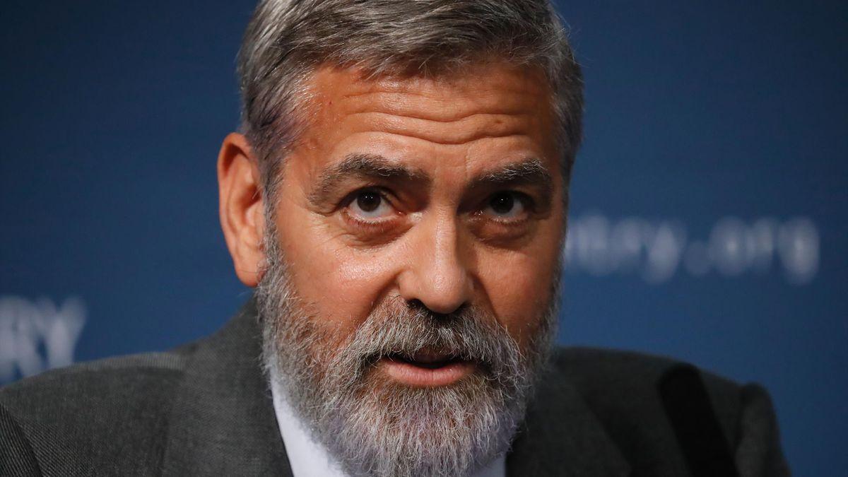 George Clooney will offenbar beim FC Malaga einsteigen