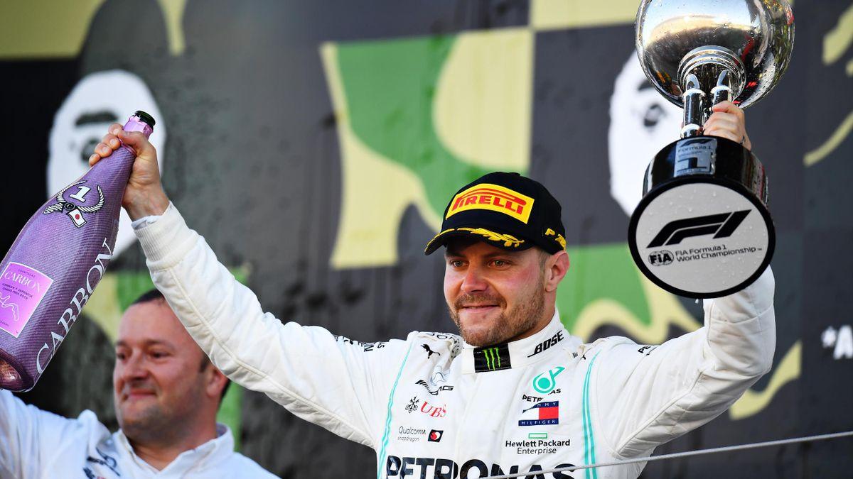 Valtteri Bottas (Mercedes) - GP of Japan 2019