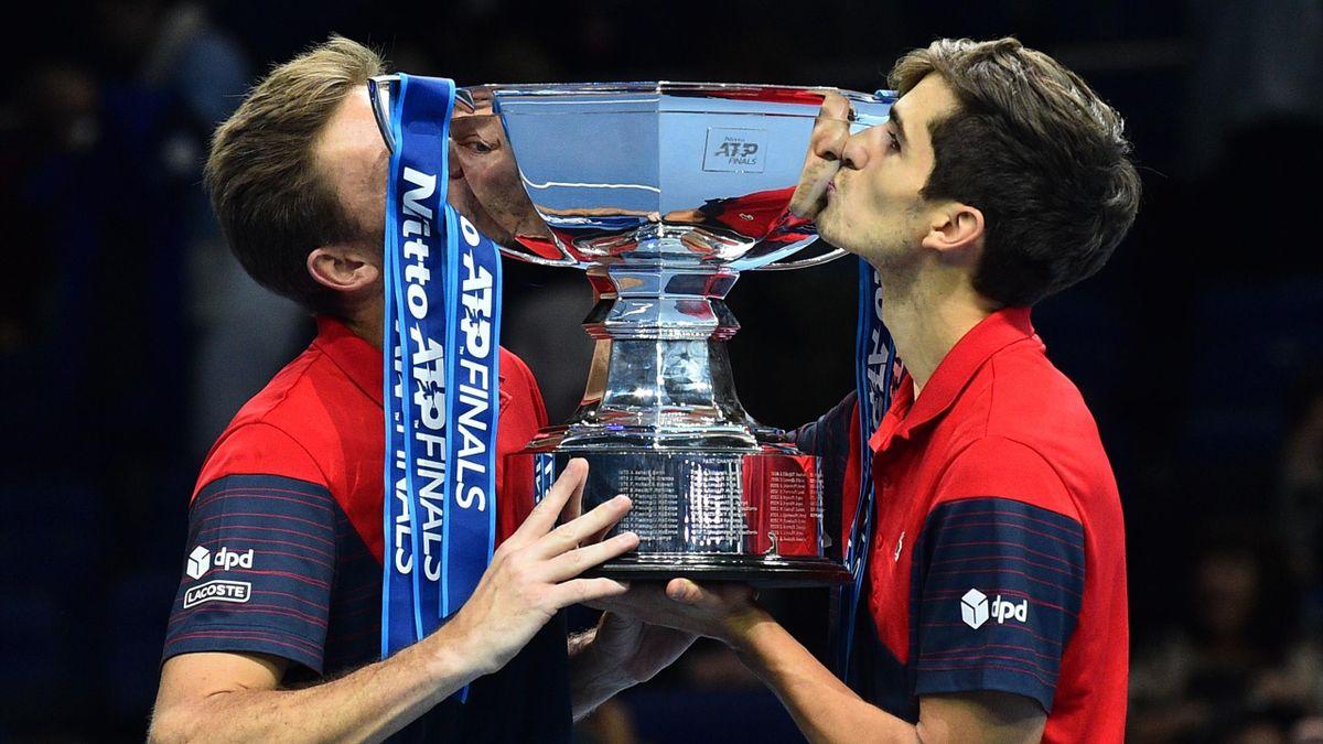 Mahut et Herbert vainqueurs du Masters 2019