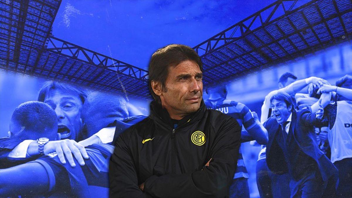 Antonio Conte - Inter campione d'Italia 2020-2021