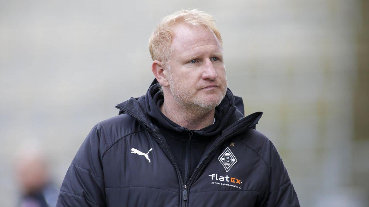 Sorgte mit seinen Äußerungen für einen Eklat: Gladbachs U23-Trainer Heiko Vogel