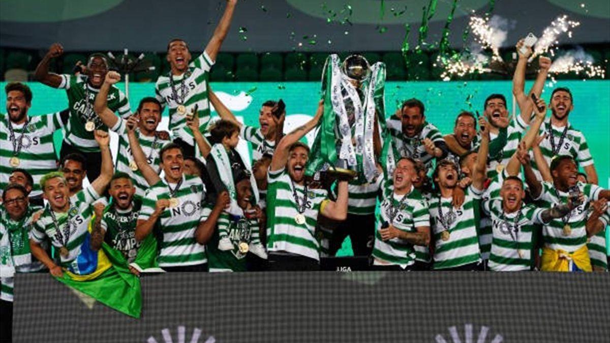 Sporting a câștigat al 19-lea titlu din istorie
