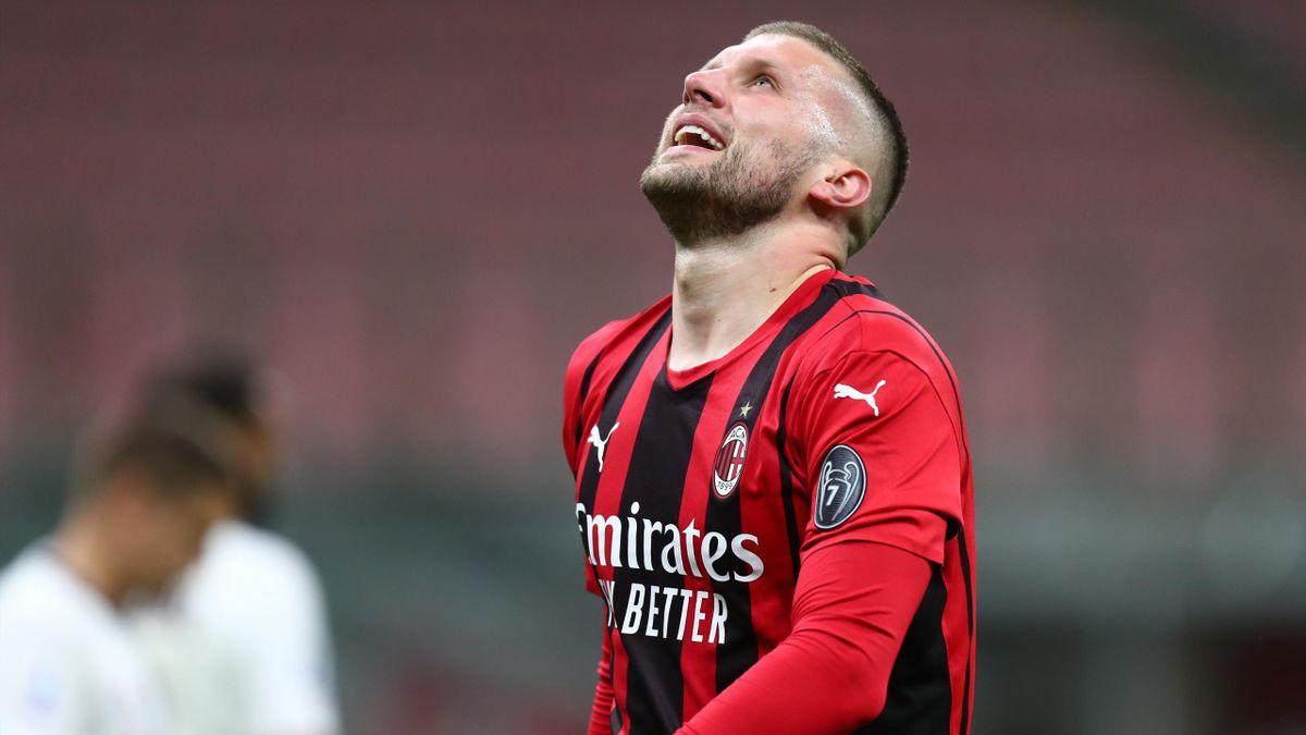 Ante Rebic und der AC Mailand patzten gegen Cagliari Calcio